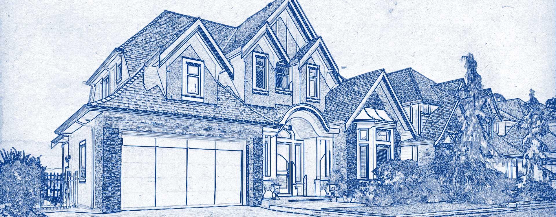 blueprint 2 story home